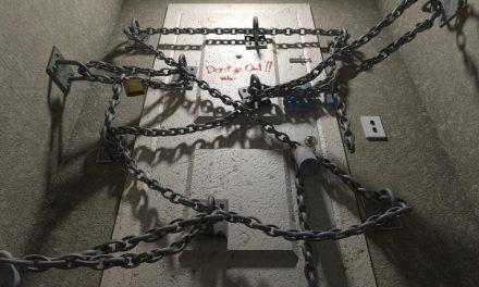 Cadeados na Porta