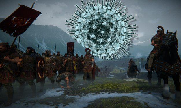 COVID: O Vírus Romano