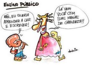 Ensino Público no Brasil