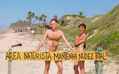 Nudismo na Suécia